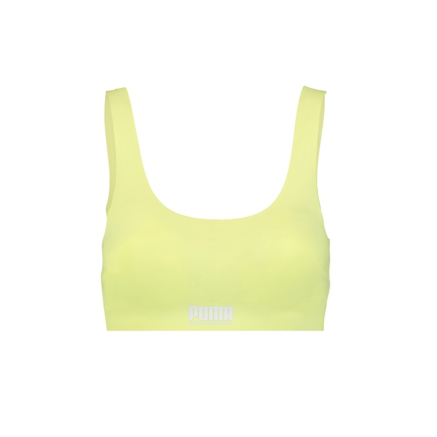 PUMA SPORTY PADDED TOP 1 - Damen