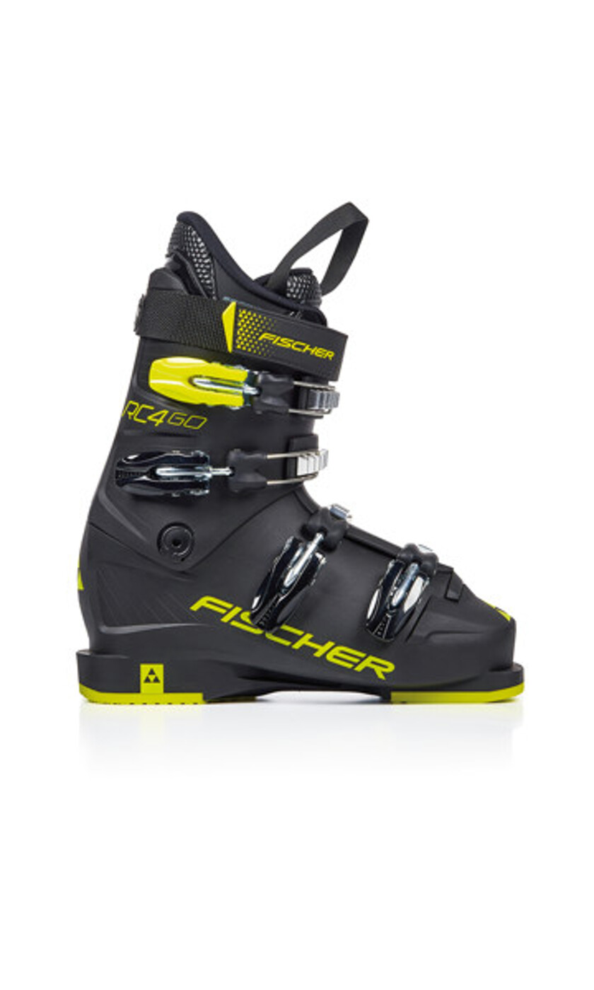 FISCHER RC4 60 BLACK/BLACK - Kinder