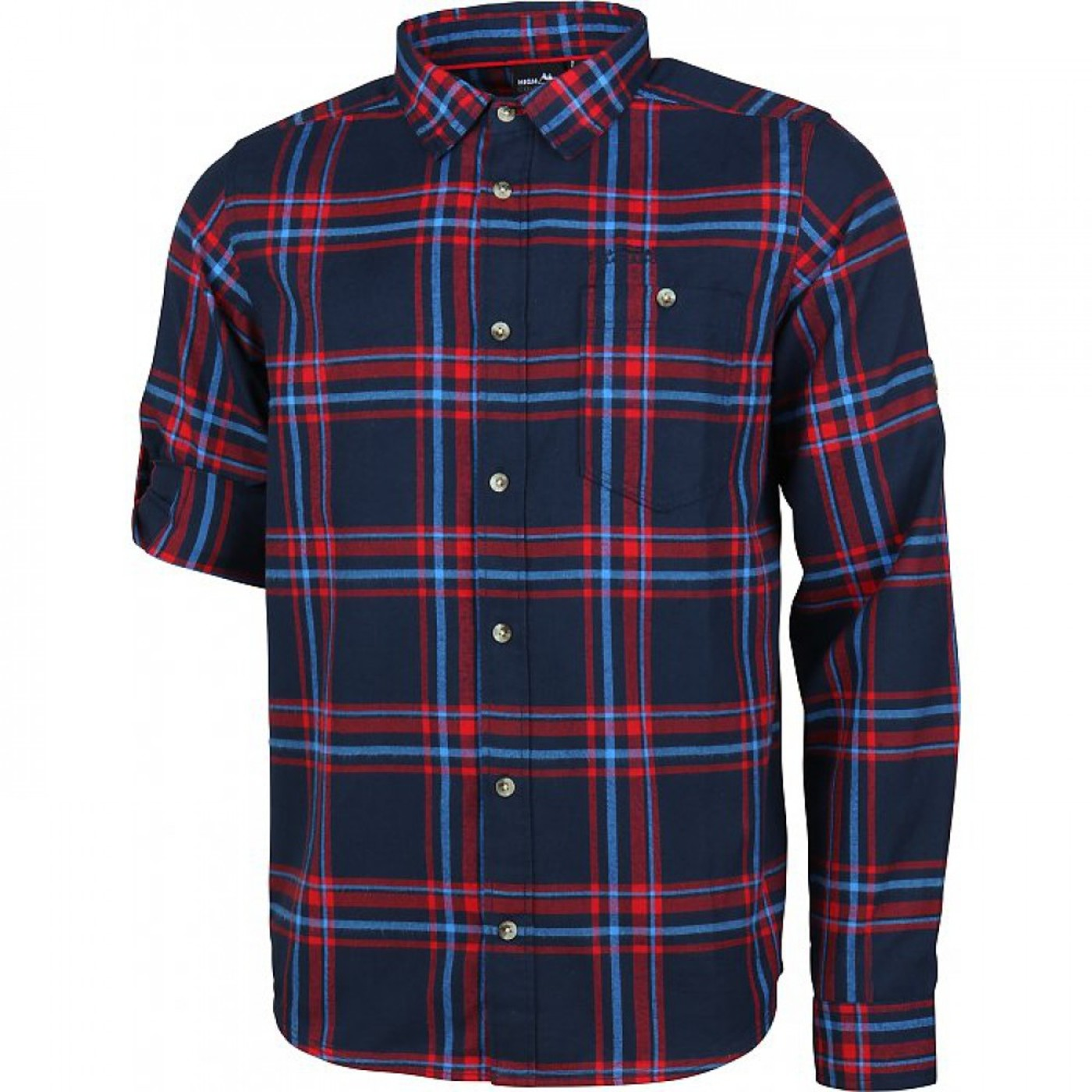 HIGH COLORADO Check Shirt VIENNA 2-M - Herren