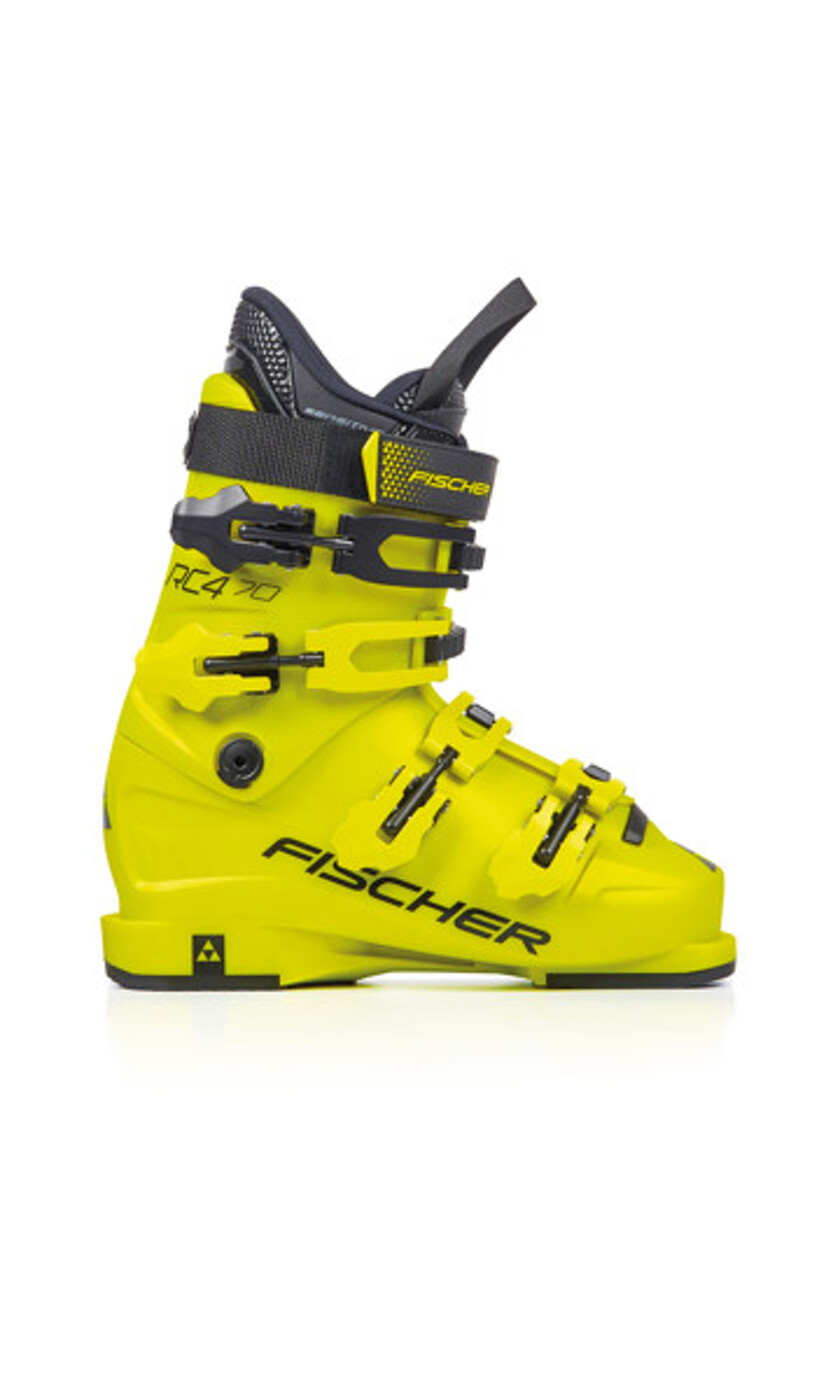 FISCHER RC4 70 YELLOW/YELLOW - Kinder