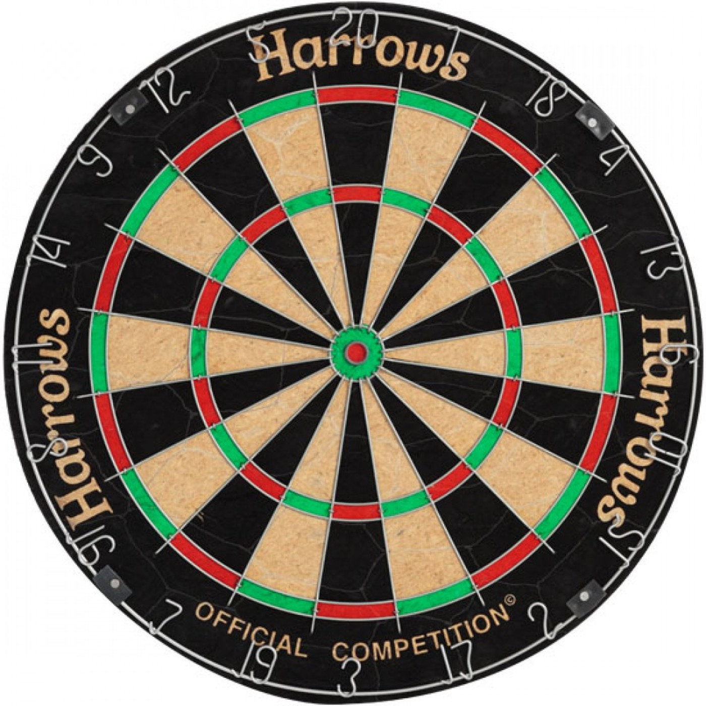 HARROWS Dartboard Official Competion