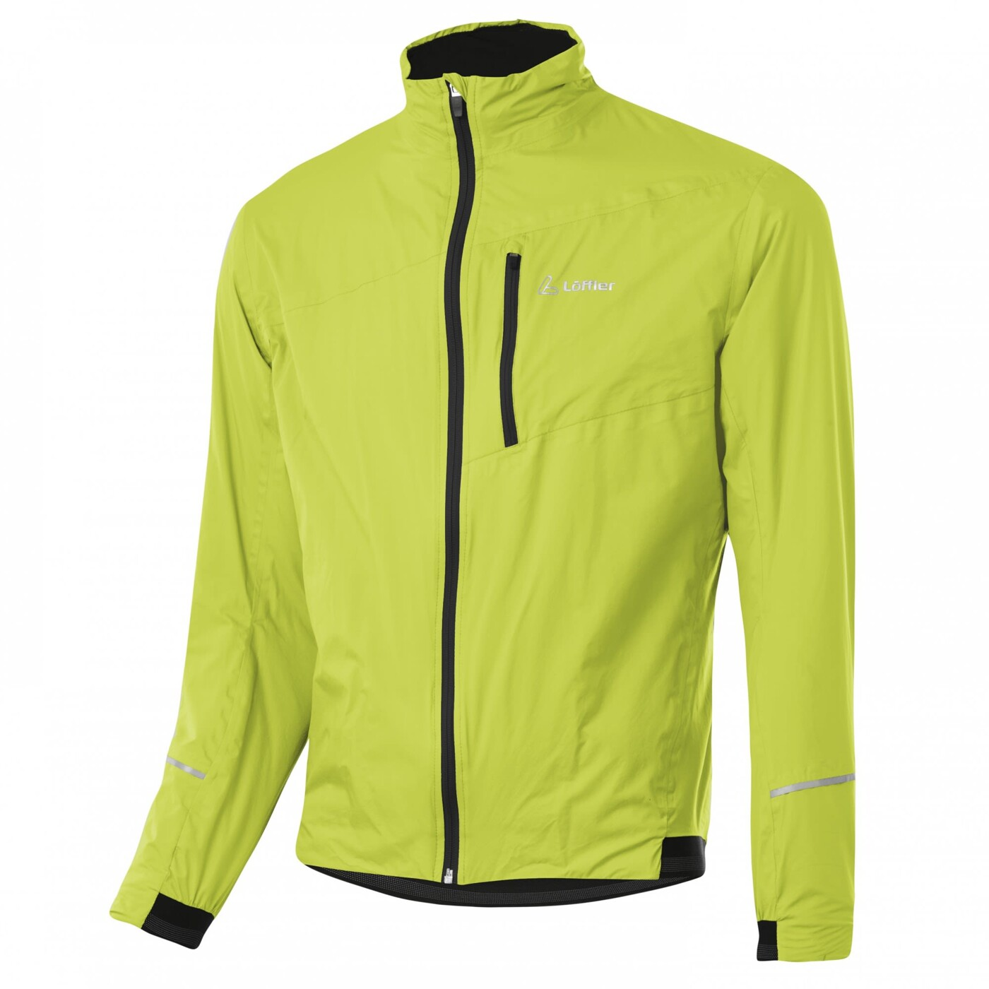 LÖFFLER M BIKE JACKET PL ACTIVE - Herren