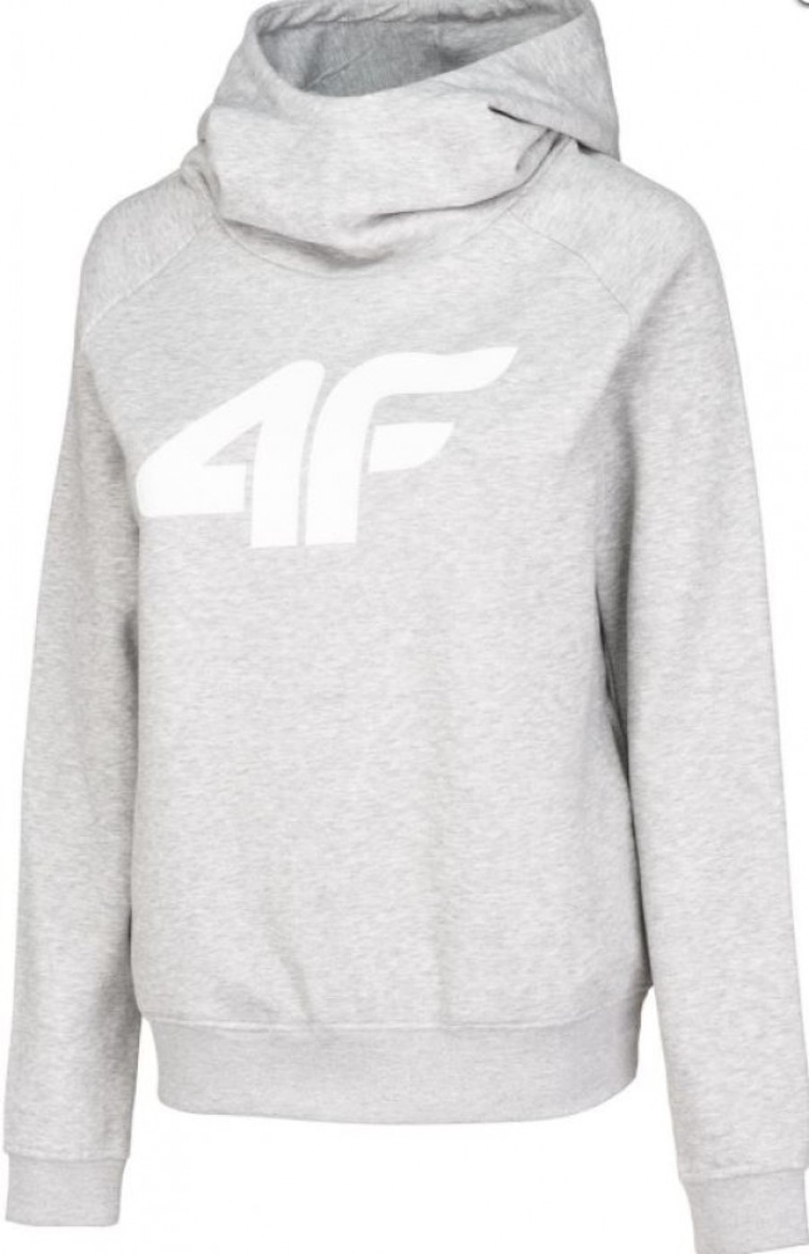 4F Girls Logo Sweater - Kinder
