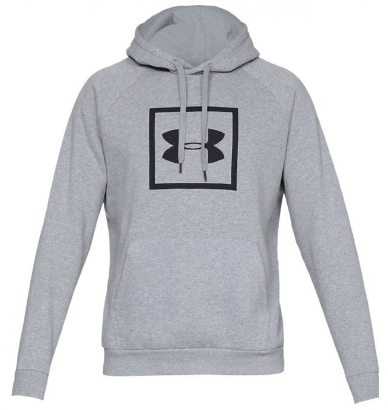 UNDER ARMOUR RIVAL FLEECE LOGO HOODY - Herren