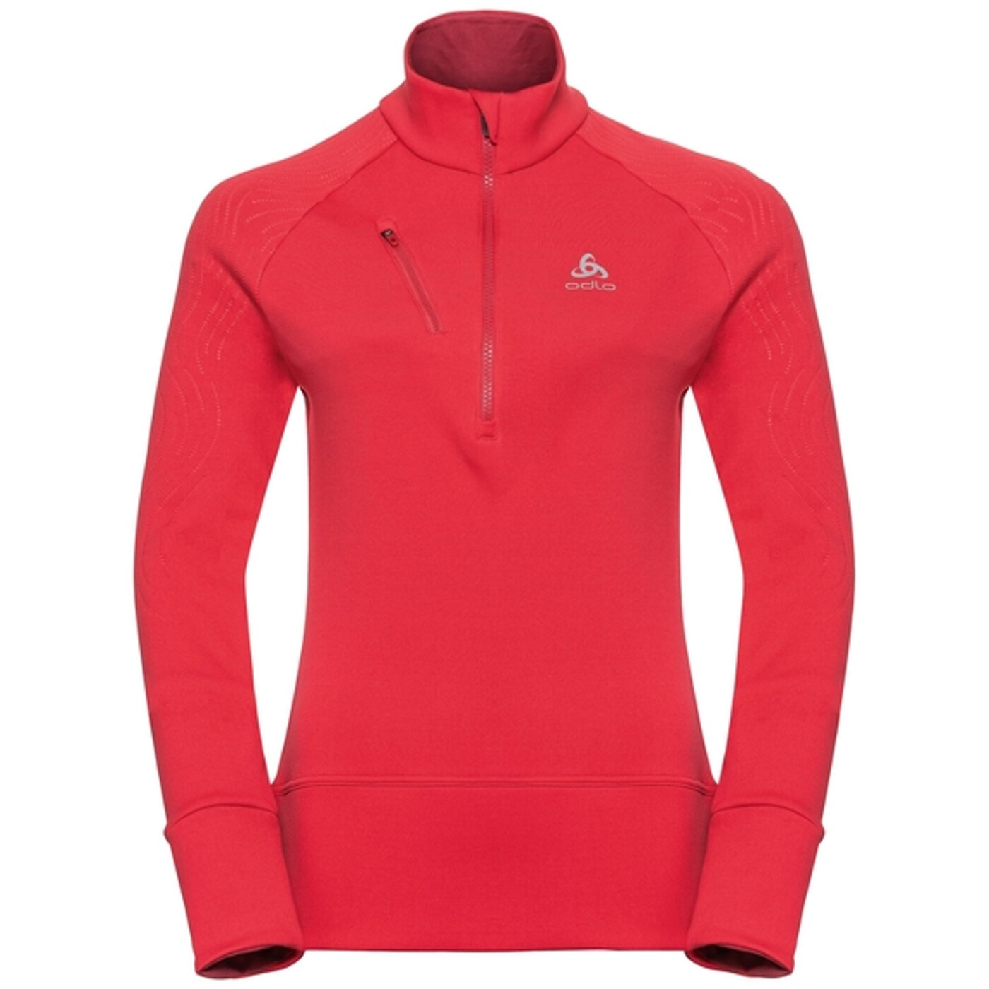 ODLO Midlayer 1/2 zip BIRDY - Damen