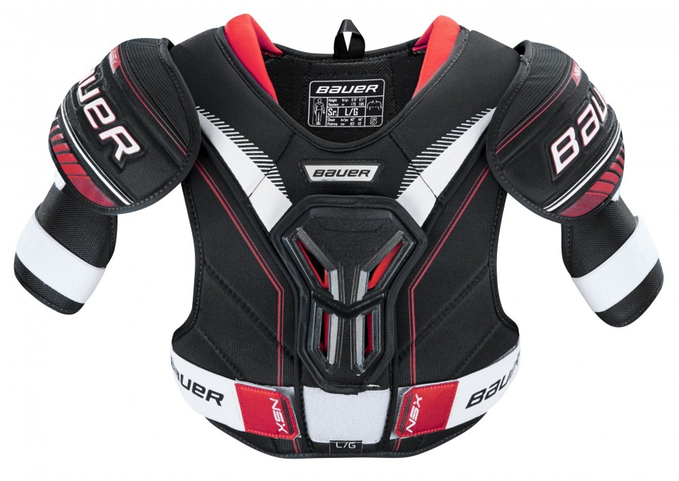 BAUER NSX SHOULDER PAD
